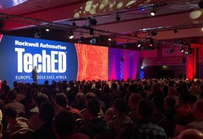 PROFITEX TAKES PART IN EMEA ROCKWELL AUTOMATION TECHED